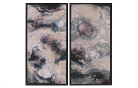 Decorative panels set Marble - Smania fabrics and furnishings