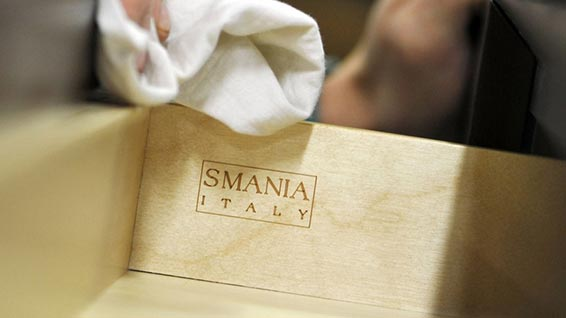 Smania Italian furnishings