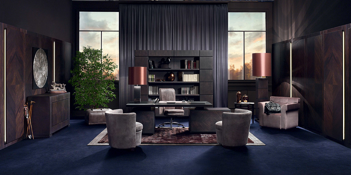 10 1 Ideas For Furnishing A Luxury Executive Office