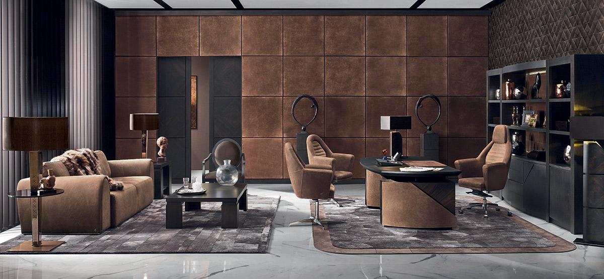 Ideas For Decorating An Executive Office from eng.smania.it