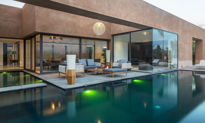 Smania luxury outdoor furniture