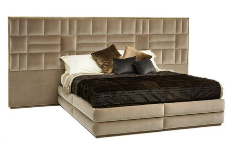 Smania italian bedroom furniture modern