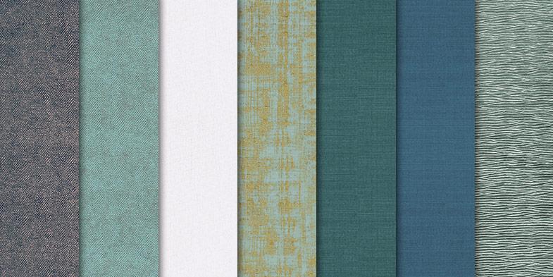 furnish a seaside home with Smania fabrics