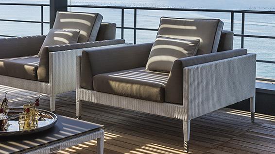 furnish a seaside home
