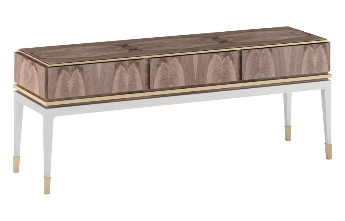 Los Angeles - classic style living room consoles