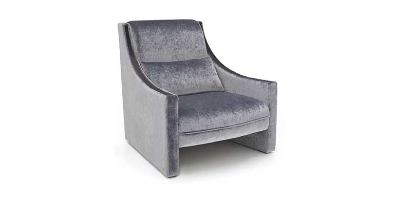 Smania Embassy armchair classic living room furniture
