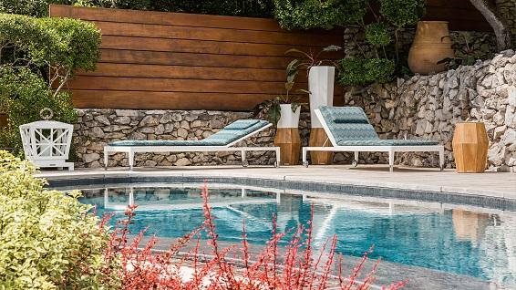 Smania outdoor furniture luxury