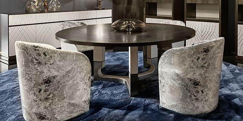 Smania_isaloni_01_italian dining room furniture