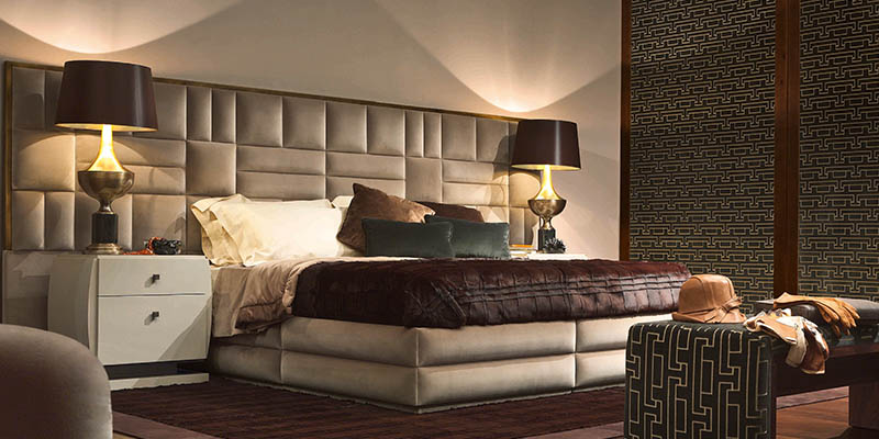 Smania modern bedroom furniture online